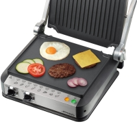 SB FG95 Low Fat BBQ és kontaktgrill